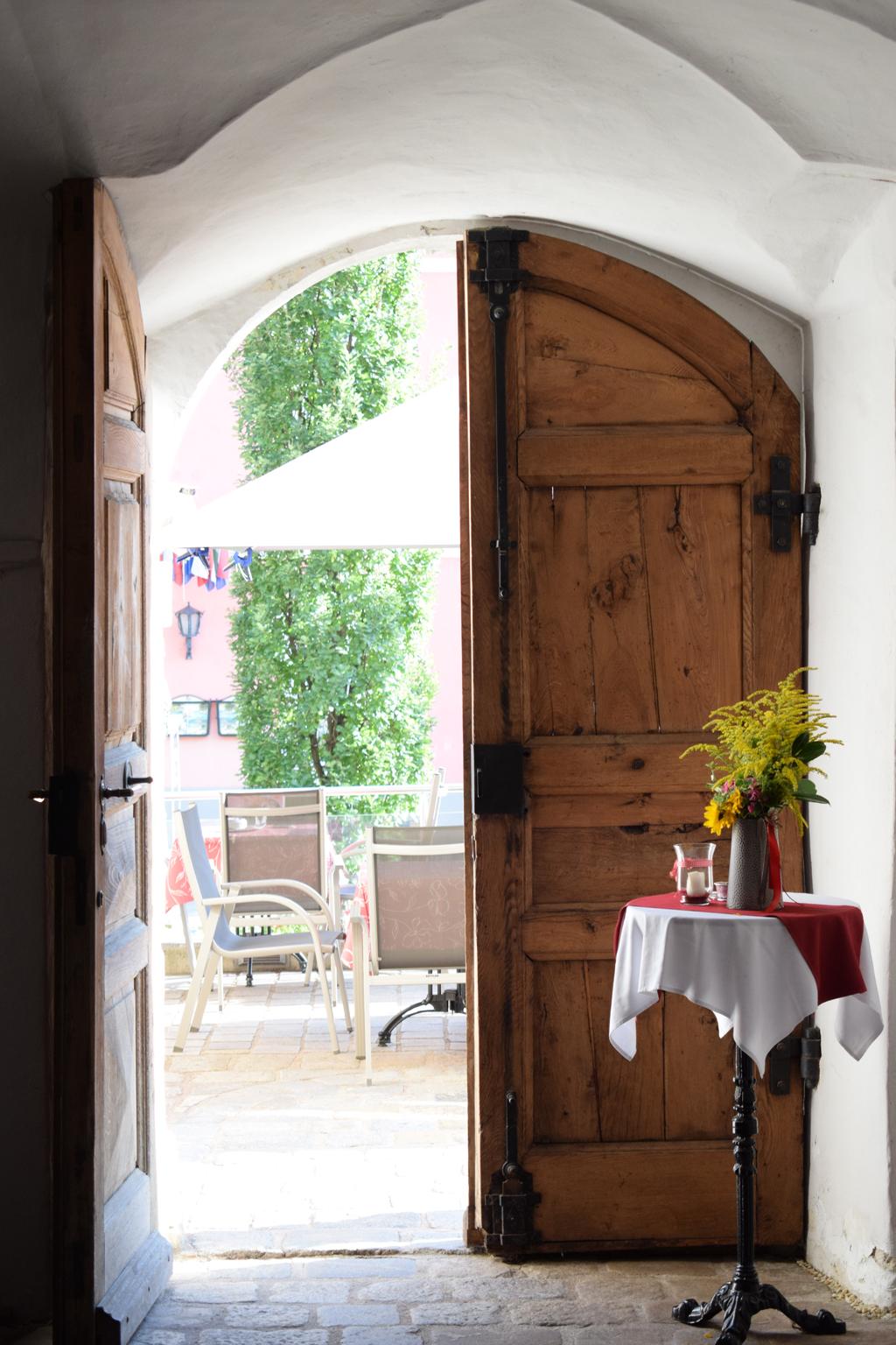 Oberstbergmeisteramt - Unser Haus